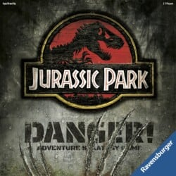 Jurassic Park: Danger! spel doos box Spellenbunker.nl