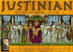 Justinian spel doos box Spellenbunker.nl