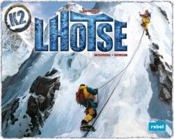 K2: Lhotse spel doos box Spellenbunker.nl