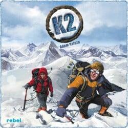 K2 spel doos box Spellenbunker.nl