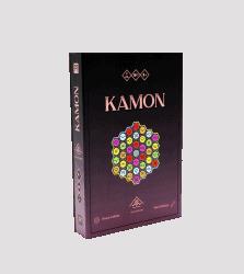 Kamon - Geronimo Games - Abstract 2-persoonsspel