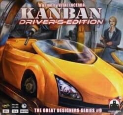 Kanban: Driver's Edition spel doos box Spellenbunker.nl