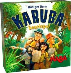 Karuba - Het Kaartspel