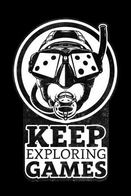 Keep Exploring Games Logo Uitgever Bordspellen