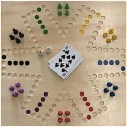 Keezenspel Keezen Spel Bordspel