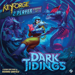 KeyForge: Dark Tidings spel doos box Spellenbunker.nl