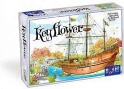 Keyflower Bordspel