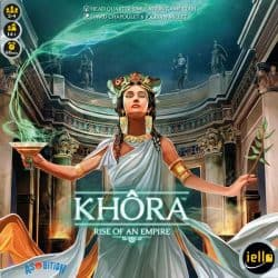 Khôra- Rise of an Empire Bordspel IELLO