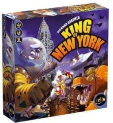 King of New York Bordspel