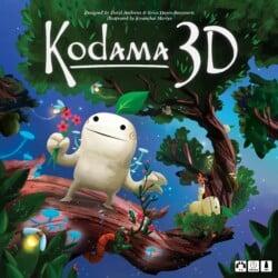 Kodama 3D spel doos box Spellenbunker.nl