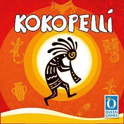 Kokopelli spel doos box Spellenbunker.nl