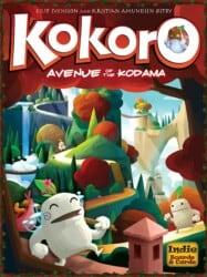 Kokoro: Avenue of the Kodama spel doos box Spellenbunker.nl