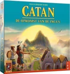 Kolonisten van Catan, De - De Opkomst van de Inca´s Bordspel