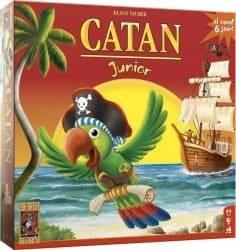 Kolonisten van Catan, De - Junior Bordspel