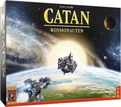 Kolonisten van Catan, De - Kosmonauten Bordspel