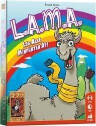 L.A.M.A. Kaartspel