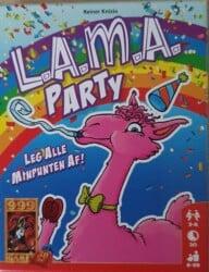 L.A.M.A. Party Edition 999 Games Kaartspel