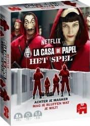 La Casa De Papel - Het Spel Kaartspel Jumbo Netflix