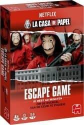 La Casa de Papel Escape Game Jumbo Escap room spel