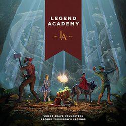 Legend Academy spel doos box Spellenbunker.nl