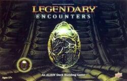Legendary Encounters: An Alien Deck Building Game spel doos box Spellenbunker.nl