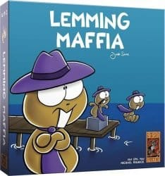 Lemming Mafia Bordspel 999 Games