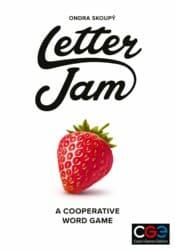 Letter Jam spel doos box Spellenbunker.nl