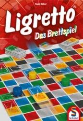 Ligretto: Das Brettspiel spel doos box Spellenbunker.nl