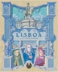 Lisboa - Bordspel - Eagle Gryphon Games