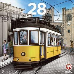 Lisbon Tram 28 spel doos box Spellenbunker.nl