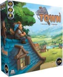 Little Town Bordspel IELLO