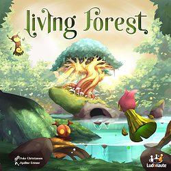 Living Forest spel doos box Spellenbunker.nl