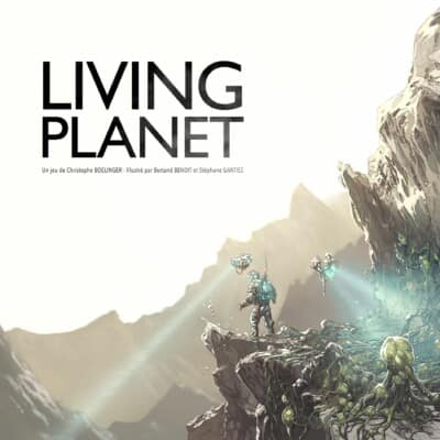 Living Planet spel doos box Spellenbunker.nl