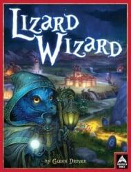Lizard Wizard spel doos box Spellenbunker.nl