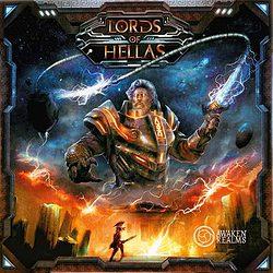 Lords of Hellas spel doos box Spellenbunker.nl