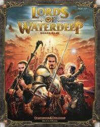 Lords of Waterdeep spel doos box Spellenbunker.nl