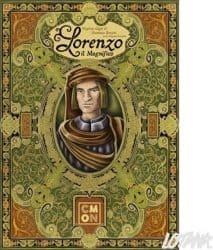 Lorenzo il Magnifico Bordspel