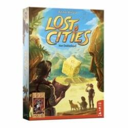 Lost Cities- Dobbelspel 999 Games