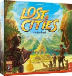 Lost Cities - Het Bordspel