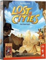 Lost Cities - Het Kaartspel