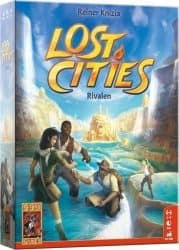 Bordspellen - Lost Cities - Rivalen Kaartspel