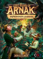 Lost Ruins of Arnak: Expedition Leaders spel doos box Spellenbunker.nl