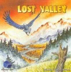 Lost Valley spel doos box Spellenbunker.nl