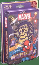 Love Letter: Infinity Gauntlet spel doos box Spellenbunker.nl