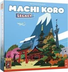 Mach Koro Legacy Dobbelspel Bordspel