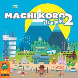 Machi Koro 2 spel doos box Spellenbunker.nl