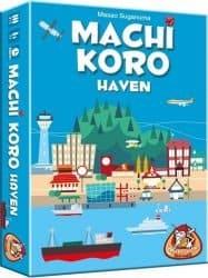 Machi Koro - Haven Bordspel Kaartspel