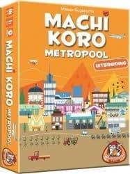 Machi Koro - Metropool Uitbreiding Kaartspel Bordspel