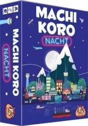 Machi Koro - Nacht Uitbreiding kaartspel bordspel