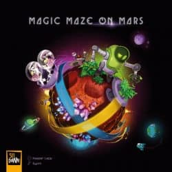 Magic Maze - On Mars Bordspel